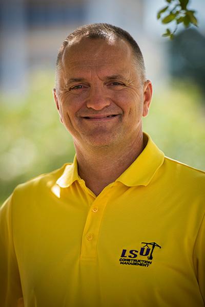Randall Bordelon CFO